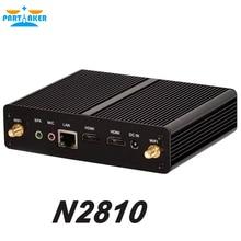 Partaker P5 N2810 Dual Core Двойной Экран Поддержка HDMI