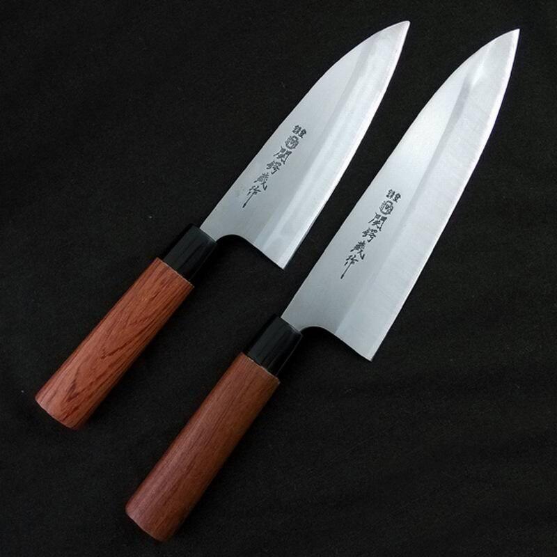 kualitas tinggi 8 inch damaskus pisau dapur jepang vg10 inti baja koki keindahan