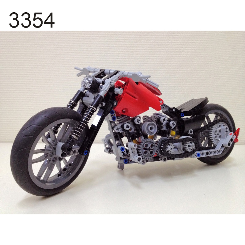 Speed motorcycle Toy building blocks decool 3354 Exploiture Model gift boy racing 378pcs set Technology Compatible technic a toy a dream 2017 new free shipping decool 3331 large 805pcs exploiture crane model enlighten plastic building blocks sets
