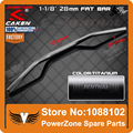 "Renthal 1-1/8 ""Fat Bar 28 MM Guidão Handle Bar Motocicleta Motocross Pit Da Bicicleta Da Sujeira ATV SX EXC F W WRF YZF RMZ KLX CRF Enduro"
