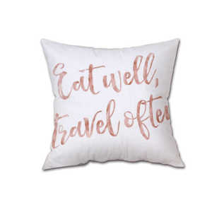 Image 5 - 45*45 Colorful Silk Satin Pillowcases Cover Super soft fabric Home Cushion Simple Geometric Throw Bedding Pillow Case Pillow Cov