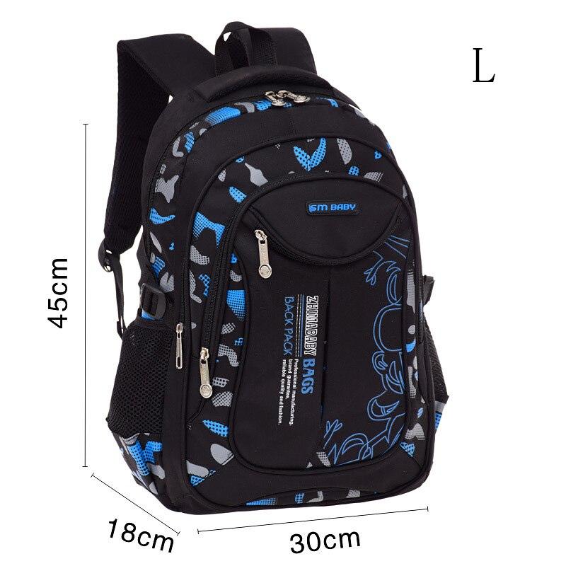 075554d79172 2019 модный школьный рюкзак в Корейском стиле для детей 5-12 лет ...