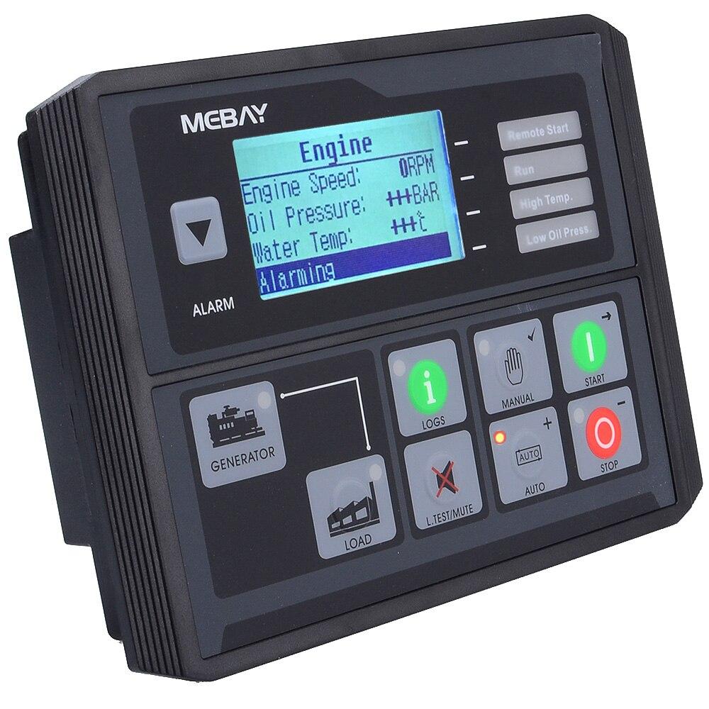 Регулятор генераторной установки DC40D/42D MK3 контроллер генератора для дизельных/бензиновых/газовых генераторных установок контроль параметров 12006054