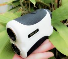 HOT NEW! 400m Binoculars Golf rangefinder 6x24mm golf Laser distance meter monocularGolf Training accossories