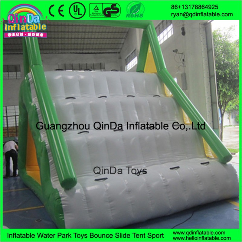 inflatable floating water slide38