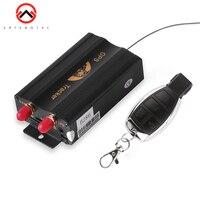 TK103B gps трекер автомобиль дистанционного отключения масла gps локатор отслеживание в реальном времени гусеничный фиксатор голосовой монитор ...