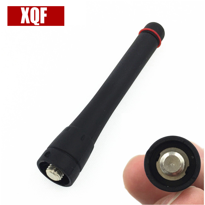 XQF UHF Antenna For ICOM IC-F4 F21 F24 F25 F26 F43 F44 F80 Radio