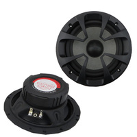 The tweeters woofer car speaker Does car horn 12 v and 24 v NEW 6.5 way component original car stereo
