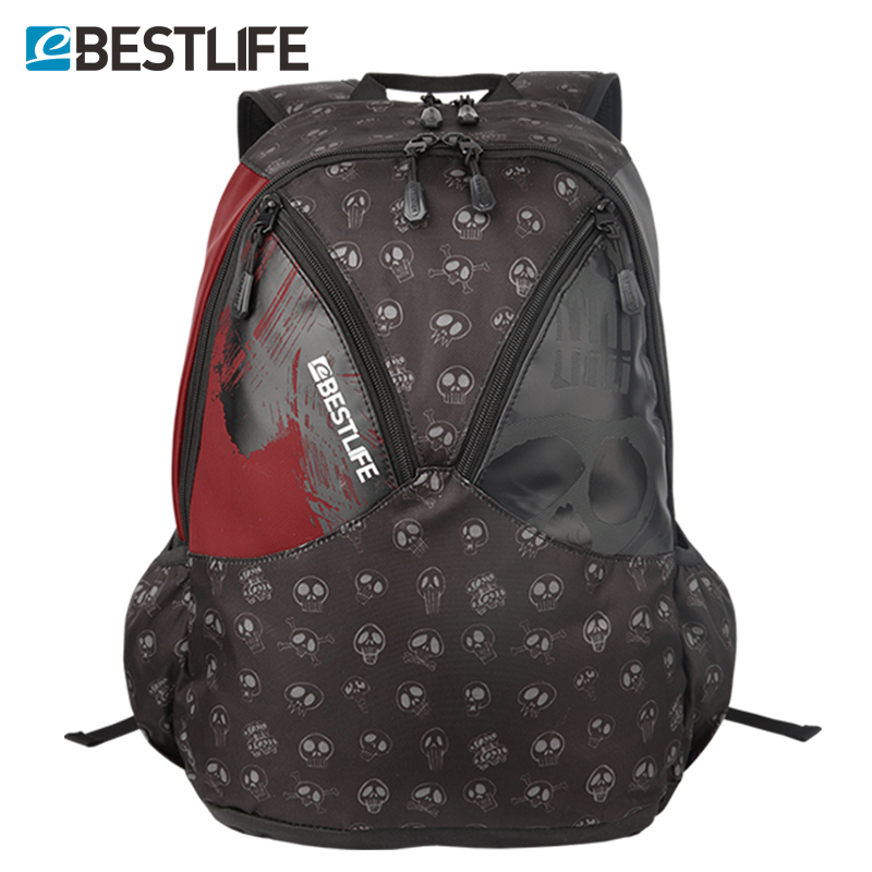 BESTLIFE Fashionable Cartoon Printing Ladies Backbag New Arrival Brand Men Travel Laptop Backpack School Bags For Teenagers