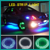 Free Shipping High Quality 48cm Super Brightness Led Strip Light Led Belt Light Auto Led Decorative
