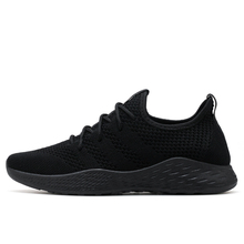 New Plus Size Running Shoes for Men Breathable Mesh Sneakers