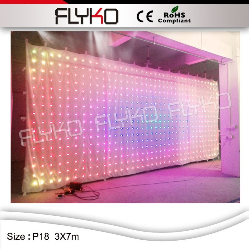 LED video curtain39