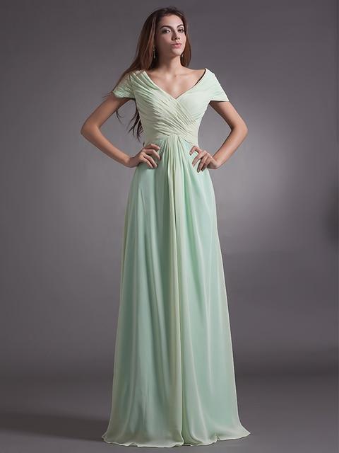 mother of the bride sage dresses
