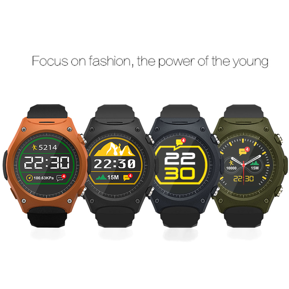 Fashion Smart Watch Heart Rate Monitor font b Smartwatch b font Q8 With Bluetooth G sensor