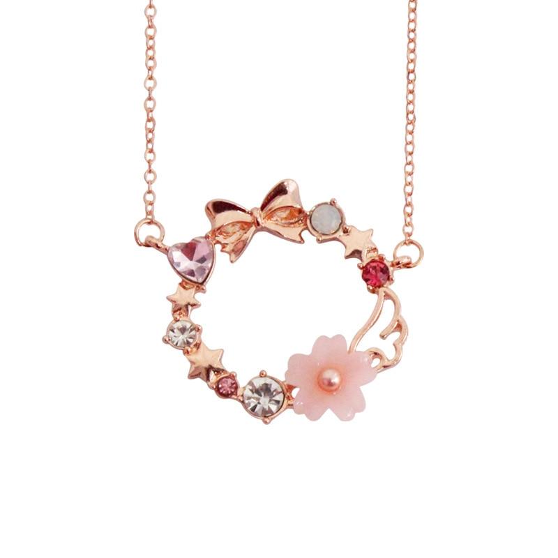 1 pcs round necklace