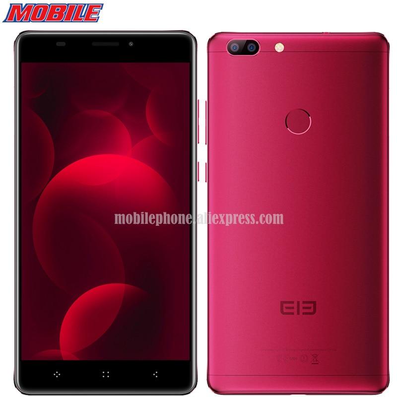 "bilder für ELEFON C1 Max 4G 6,0 ""1280*720 Fingerprint OTG Smartphone Android 7.0 MTK6737 Quad-Core-Handy 2 GB + 32 GB 13MP Handy"