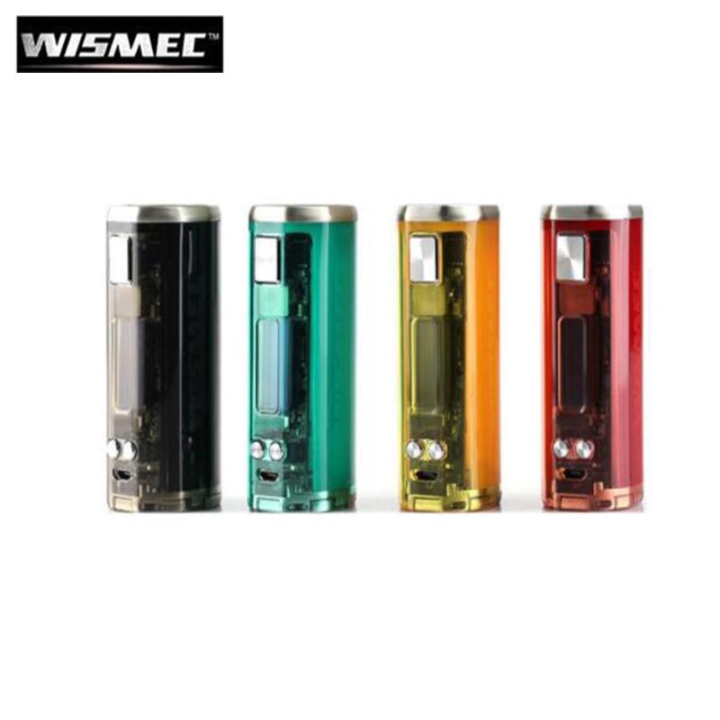 ต้นฉบับ Wismec SINUOUS V80 กล่อง MOD fit Amor NSE ถังบุหรี่อิเล็กทรอนิกส์ Vaporizer กล่อง MOD-ใน ตัวจุดบุหรี่ไฟฟ้า จาก อุปกรณ์อิเล็กทรอนิกส์ บน AliExpress - 11.11_สิบเอ็ด สิบเอ็ดวันคนโสด 1