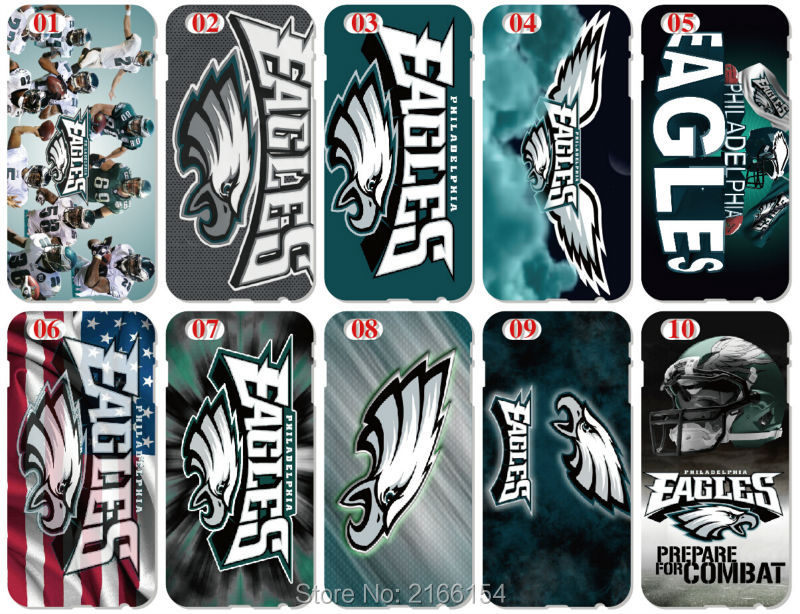 Philadelphia Eagle Case For Samsung Galaxy A5 A7 2018 Version S9 Plus S4 S5 S6 S7 Edge Note 3 4 5 E5 E7 Phone Cover Coque Fundas