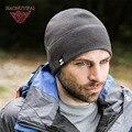 Nueva Llegada Del Invierno Sombreros Para Hombres de Algodón Caliente Al Aire Libre de Esquí Deporte de Capo Gorros Skullies Gorros Casquillo Del Sombrero Para Mujer de Los Amantes tapas