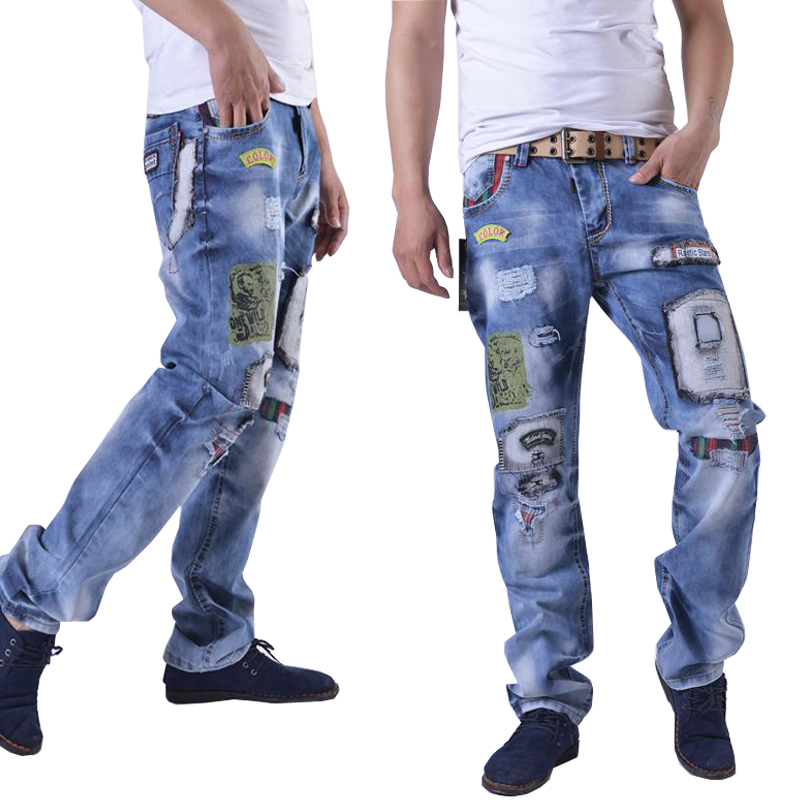 Popular Designer Jeans Mens-Buy Cheap Designer Jeans Mens lots ...