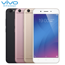 Original Vivo Y66 Handy 5,5 zoll Bildschirm 3 GB RAM 32 GB ROM Snapdragon430 Octa-core Android 6.0 13.0MP 3000 mAh Smartphone
