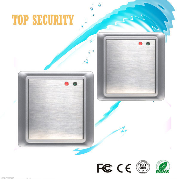 Free Shipping RFID Single Door Metal (Without Keyboard) Access Control Standalone Door Access Control System mc300 80ul access control single door 12v