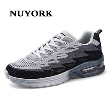 NUYORK 2017 The Brand Fall Of shoes woman Fly Line Korean Couple Cushioning Wear Fashion Walking Beautiful Girl Casual Shoes