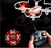 Remote Control Helicopter Quadrocopter UFO 2.4G 6-axis gyro Sky Hero Mini RC Drone Powerful rc quadcopter rc toy child best gift