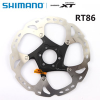 SHIMANO XT SM RT86 RT76 Ice Point Technology Brake Disc 6 Bolt M8000 Mountain Bikes Disc SHIMANO RT86 160MM 180MM 203MM MTB Part