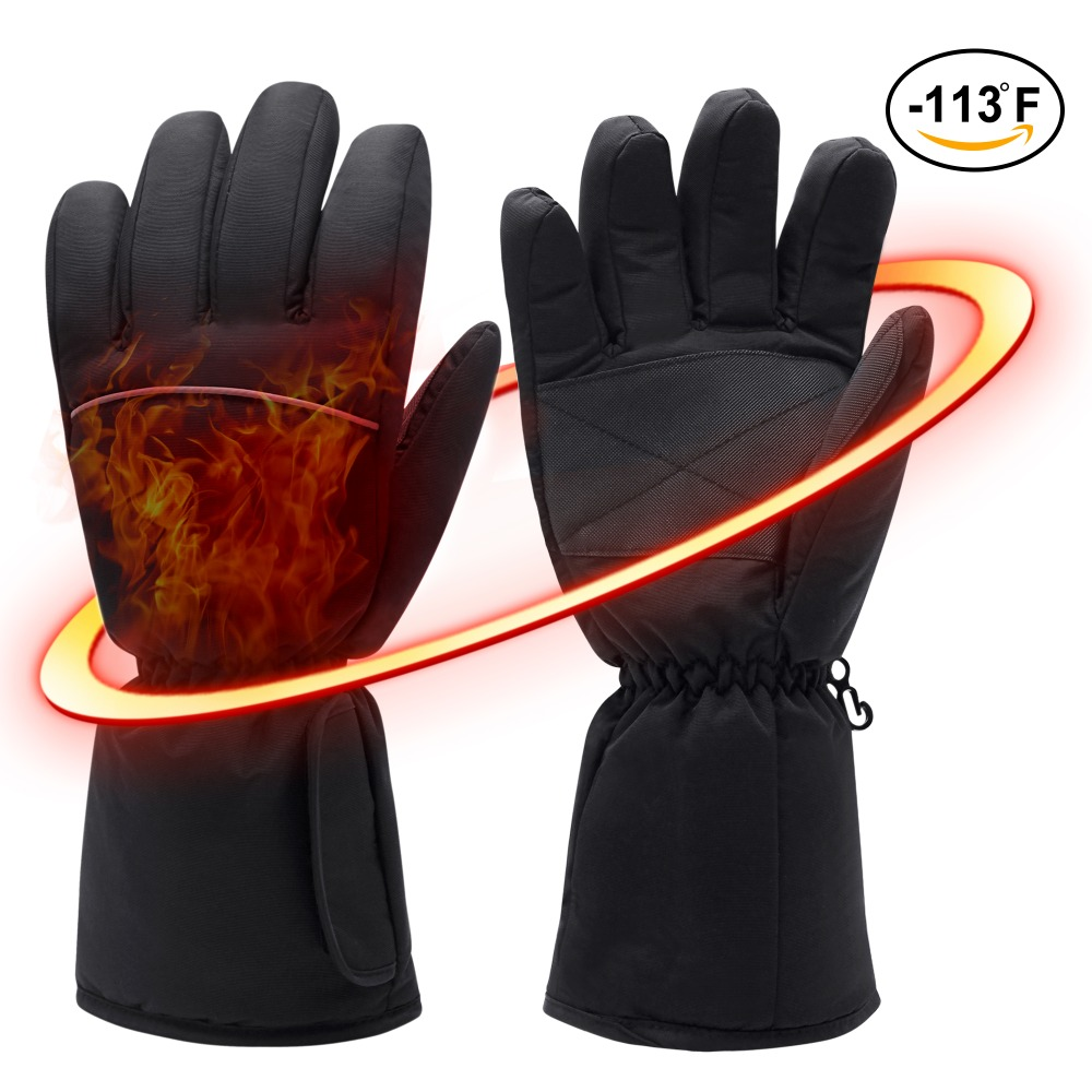 Aliexpresscom  Buy 45V Electric Thermal Heated Gloves -9293