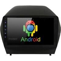 9 Android 8,0 автомобиль gps радио для hyundai IX35 2009 2010 2011 2012 2013 2014 2015 авто стерео мультимедиа головное устройство DVR PC