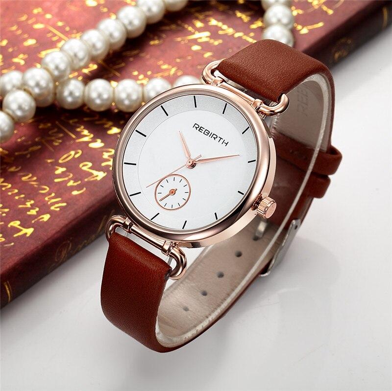 2018 New Fashion Women Watch Top Brand Luxury Bracelet Quartz Clock Classic Female Leather Strap Casual Ladies Watch Wristwatch