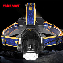 2017 New LED Headlight Torch 6000Lm XM-L T6 Headlamp Head Light Lamp Outdoor Cycling Bicycle Accessories High Quality Apr 12