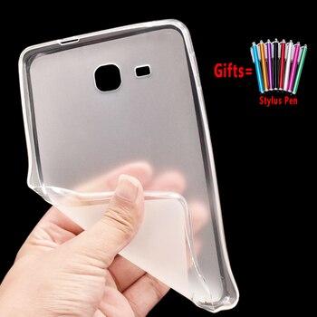 Мягкий силиконовый чехол для планшета Samsung Galaxy Tab A A6 7,0 2016, чехол для телефона, экологически чистый, для Samsung Galaxy Tab A A6 7,0, с защитой от солнца, с защитой от непогоды, с защитой от непогоды, для Samsung Galaxy Tab A A6 7,0, 2016, с защитой от непогоды