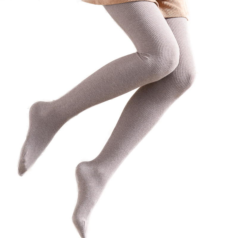 Solid Spring Thick Women   Leggings   NX0580