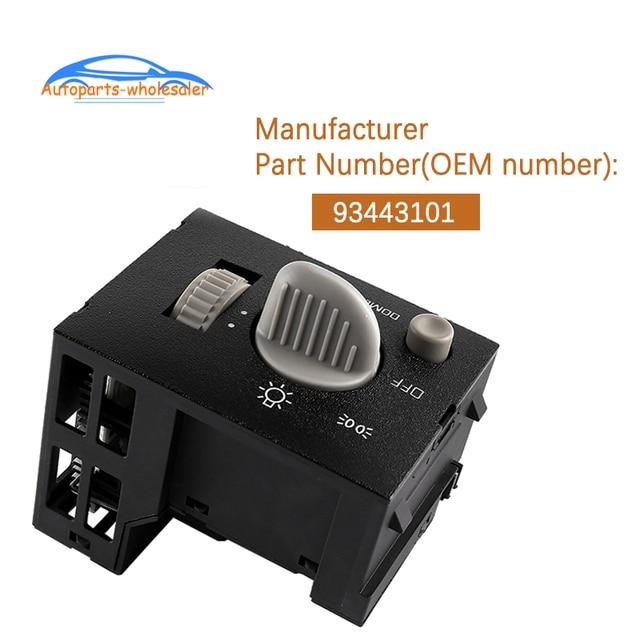 For 1995-2000 Chevrolet C3500 Headlight Switch 52431GW 1998 1996 1997 1999
