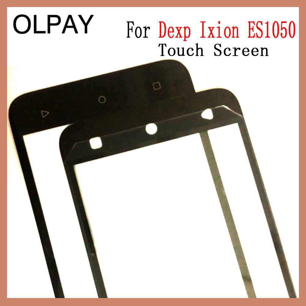 Image 4 - OLPYA 5.0'' Mobile Phone Touchscreen For Dexp Ixion ES1050 Touch Screen Glass Digitizer Panel Lens Sensor Glass Repair parts-in Mobile Phone Touch Panel from Cellphones & Telecommunications