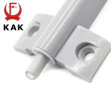 KAK 10Set/Lot Kitchen Cabinet Catches Door Stop Drawer Soft Quiet Closer Damper Buffers With Screws For Furniture Hardware