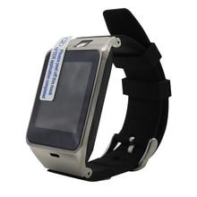 Intelligente Elektronik 2016 Handy Uhr Unterstützung Sim/Schlaf monitor/Schrittzähler Smart Uhren Android Uhr mit Kamera Smartwatch