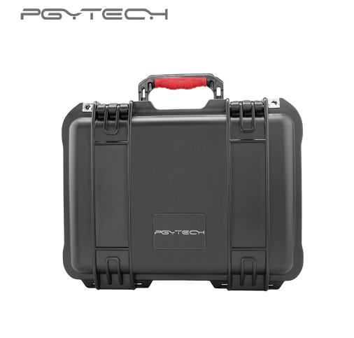 PGYTECH safety carrying case for DJI Spark Drone Accessories Waterproof Hard EVA foam Equipment Carrying Fpv RC parts spark storage bag portable carrying case storage box for spark drone accessories can put remote control battery and other parts