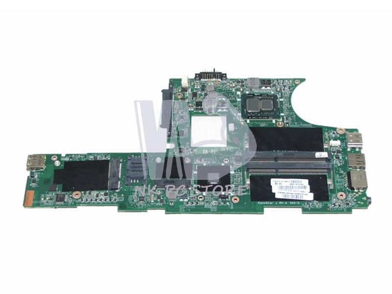 04W0314 Main Board For Lenovo E10 E11 X100E Laptop motherboard DA0FL6MB8D0 I3-380 CPU DDR3 цена