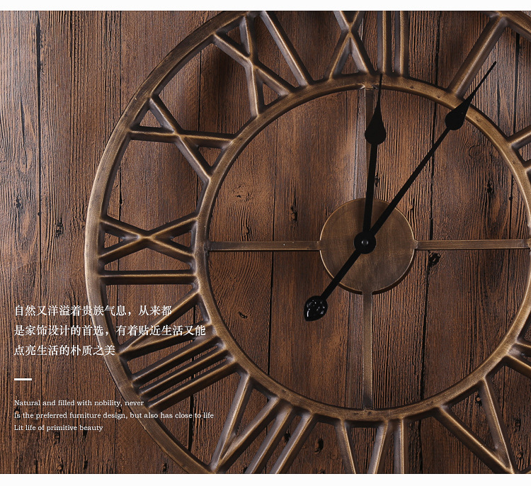 WALL CLOCK – RL01 ** FREE SHIPPING ** 14