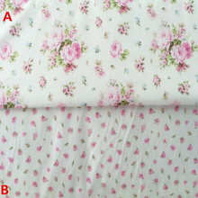 Fabric Breathable Cotton Twill In DIY Hand Sewing for Home Textile Baby Bedding Quilt  Twill Fabric Handmade  Raw Material