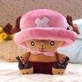 30 см Kawaii Аниме One Piece Чоппер Мягкие Игрушки для Детей Детские Плюшевые Игрушки Juguetes Мягкий Диван Подушка для Украшения Дома