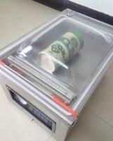 스테인레스 스틸 진공 식품 실러 테이블 스타일 식품 진공 가방 포장 기계 데스크 탑 진공 포장기 기계