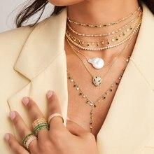Collier ras du cou en zircone cubique pour femmes, baguette géométrique, chaîne à maillons rouge et verte en pierre cz, station
