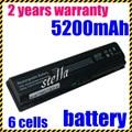 Jigu nueva batería del ordenador portátil para hp compaq presario c700 v3000 f500 dv2000 hstnn-db42 hstnn-lb42 hstnn-lb42 hstnn-ob31