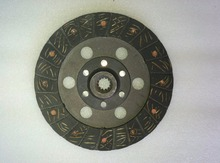 Weituo tractor parts, the clutch disc, part number: 220.21.001 for tractor TY184 , 8 inch single stage
