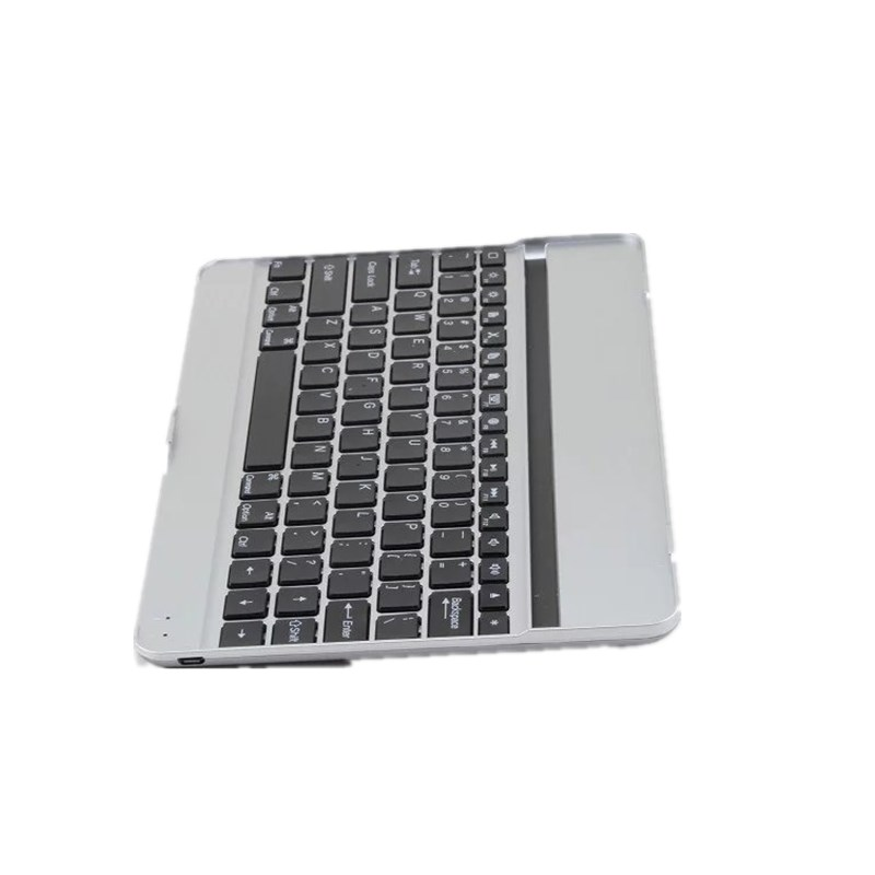 fa7125086bf Ultra Thin Silver Aluminum Wireless Bluetooth Keyboard Case Cover For Apple  iPad Air iPad 5 iPad Air 2 ipad 6-in Tablets & e-Books Case from Computer  ...