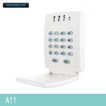 HOMSECUR A11 New Wireless Password Keypad Remote Control Keypad For Home Alarm System 433MHz
